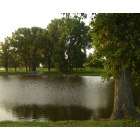 Olpe: Father's Pond in Olpe's Jones Park