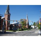 Frostburg: Churches on Main St.