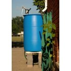 Royal Oak: Mrrainbarrel.com Rain barrel installed.