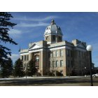 Carrington: Foster County Courthouse: Carrington, North Dakota