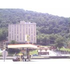 Montgomery: City of Montgomery WV - photo of buildings on WVIT-WVU campus