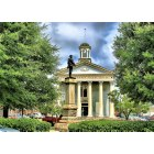 Lexington: Old Davidson County Courthouse