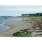 Phippsburg: Popham Beach Coast Guard Light Station Bed and Breakfast