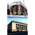 Harrisburg: City Hall: top, Old Post Office: Bottom