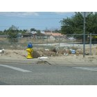 Hesperia: People of Hesperia we need to contain our trash. Our city is filled with areas like this - trash.