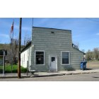 Washtucna: Washtucna Post Office 2009