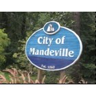 Mandeville: The entrance to the City of Mandeville on U.S. Highway 190 heading west into Mandeville.