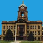 Aberdeen: Brown County courthouse