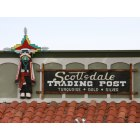 Scottsdale: Scottsdale Trading Post Sign