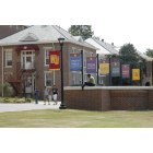 Rock Hill: Winthrop University, Scholars Walk