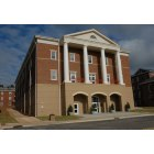 Rock Hill: Winthrop University, Owens Hall