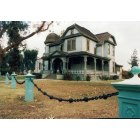 Bakersfield: Howell House, Kern County Museum
