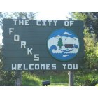 Forks: Entering sign