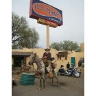Santa Fe: another extra ordinary day at the Silver Saddle Motel in Santa Fe NM
