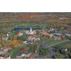 Waterville: Colby College In the Fall