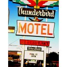 Ellensburg: The Thunderbird Motel