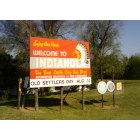 Indianola: Indianola, NE town sigh
