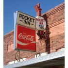Indianola: Indianola, NE Rocket Inn. Home of the awesome rocket pizza......super yum