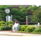 Mount Gilead: This little park is located in Historic Downtown Mount Gilead, North Carolina.