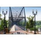Harrisburg: Walnut Street Bridge