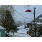 Bisbee: Snow in Bisbee