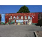 Westerville: Mural located in city of Westerville Ohio
