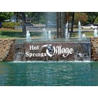 Hot Springs Village: Hot Springs Village Lakes
