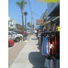 Tybee Island: Tybrisa Street Looking East