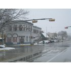 Killeen: last snow of 2009