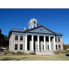Fort Davis: Courthouse