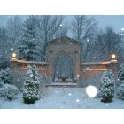 St. Louis: : Entrance To Flora Blvd, Shaw neighborhood
