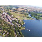 Ortonville: City of Ortonville on Big Stone Lake