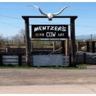 Drummond: Mentzer's Used Cow Lot, Drummond, MT