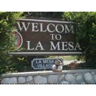 La Mesa: now entering La Mesa