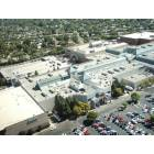 Arden-Arcade: Nordstrom's at Arden Fair shopping center (Photo from model airplane)