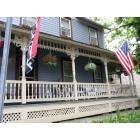 Boalsburg: Boalsburg Memorial Day and the Springfield House B&B