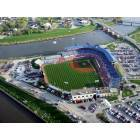 Des Moines: Principal Park from above