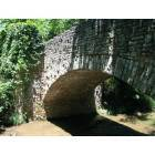 Sulphur: Stone Bridge in Sulphur, Oklahoma