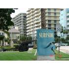 Surfside: Surfside - Collins Ave and 85th St