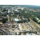 La Riviera: Riviera Park from my model airplane