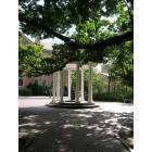 Chapel Hill: The Old Well on the UNC campus
