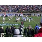 Colorado Springs: USAF - Army Game, 05 Nov 2005, Opening Play, at USAF Academy