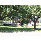 Hasbrouck Heights: Gazebo at the circle