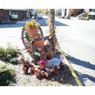 Culver: scarecrow on parade