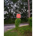 Ashburn: stop sign