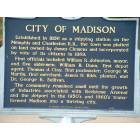 Madison: MADISON HISTORY