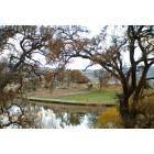 Tehachapi: lake overlooking golf course in Stallion Springs