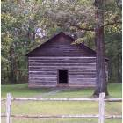Tompkinsville: Old Mulkey Meeting House, State Park, Tompkinsville KY