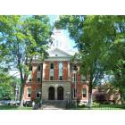 Warren South: Warren County Courthouse, Warren, Pennsylvania