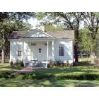 Quitman: Gov. Hogg's honeymoon cottage.